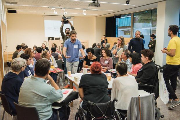 Debat del PDU Metropolità a Sant Feliu