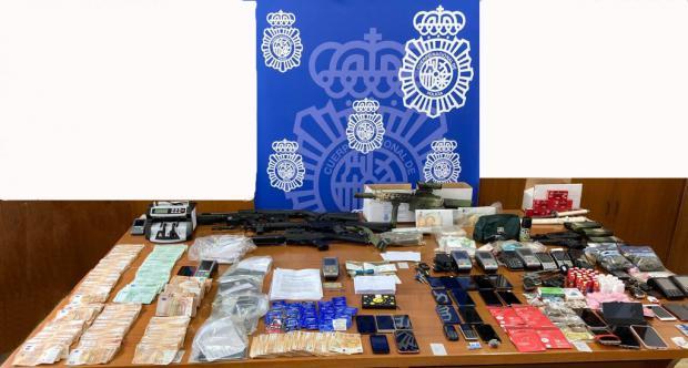 La Policía Nacional desarticula una organización criminal que obligaba a 25 mujeres a ejercer la prostitución