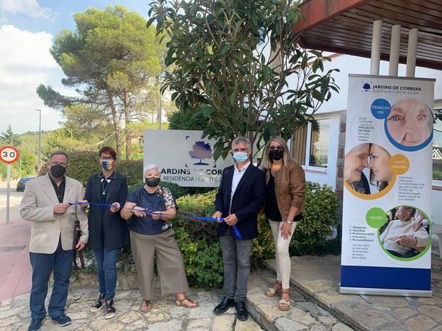 VIMA Residencial presenta el nuevo período de la Residencia y Centro de Día Jardins de Corbera