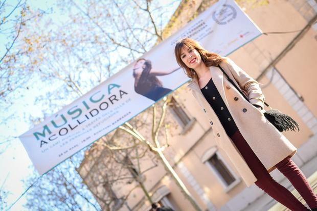 Laura del Río representa a L'Hospitalet en el exclusivo Concurso Internacional Belvedere de Austria