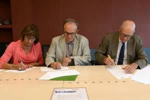 Un conveni de col·laboració entre l'AECC – Catalunya Contra el Càncer i L'Hospital Sant Joan de Déu permetrà la incorporació d'un nou psicòleg a la unitat de cures pal·liatives pediàtriques