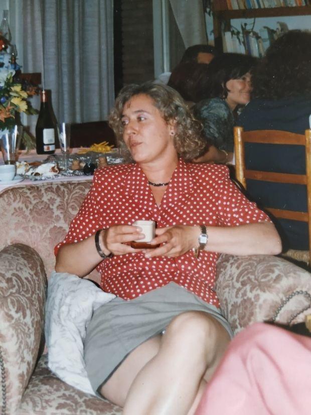Montserrat Pérez-Portabella en una fotografia d'arxiu.