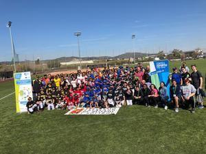 Los valores del 'Juga Verd Play' llegan a los campos de béisbol y softbol