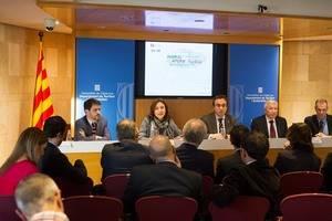 Un informe de Cecot avala el retorno econ�mico que supone la Ronda del Vall�s entre Abrera y Terrassa
