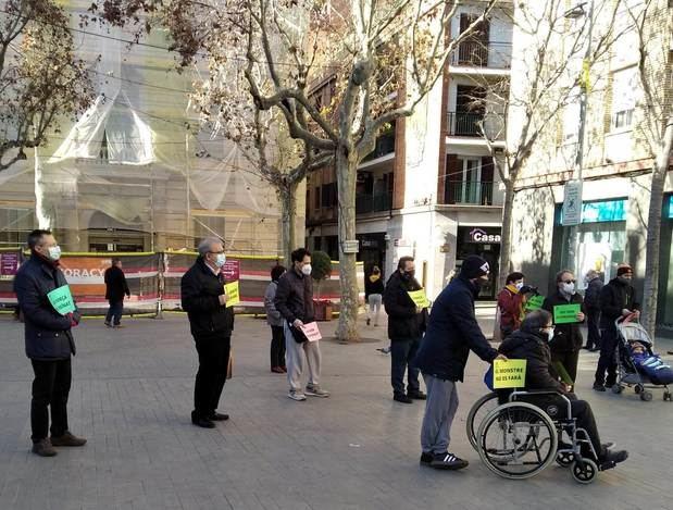 Los vecinos de Sant Feliu celebran el frenazo a un nuevo centro comercial