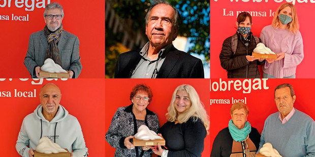 El covid-19 no puede con los méritos de los merecidos galardonados de la sexta edición de los Premios El Llobregat