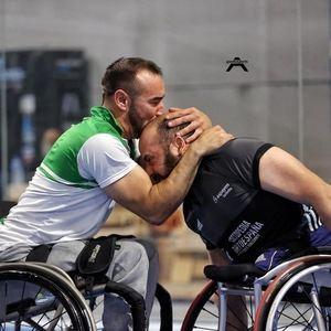 Óscar Agea y Francisco Javier Bernal ganan el III Open Nacional Ciudad de Gavà de Pádel en silla de ruedas