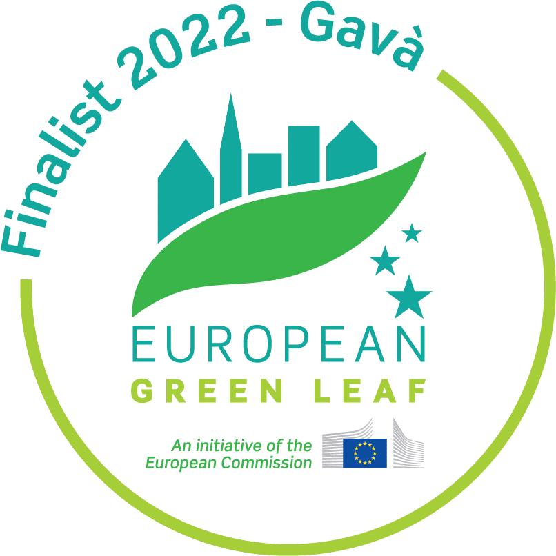 Gavà se convierte en nuevo miembro de la red europea Green Leaf