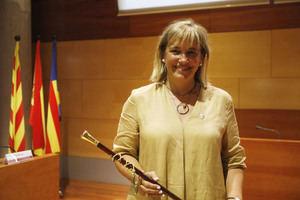 Gemma Badia, escogida alcaldesa de Gavà como relevo de la ministra Raquel Sánchez