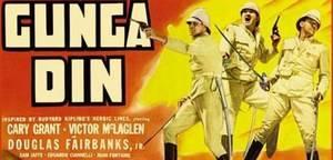 "Crítica de la película ""Gunga Din"" (1939). Por Mario Delgado Barrio"