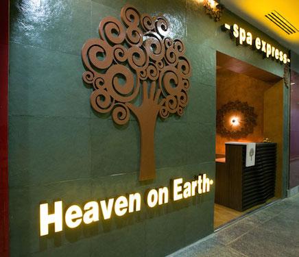 La compañía Heaven On Earth obre tres spas express a l'Aeroport de Barcelona - El Prat