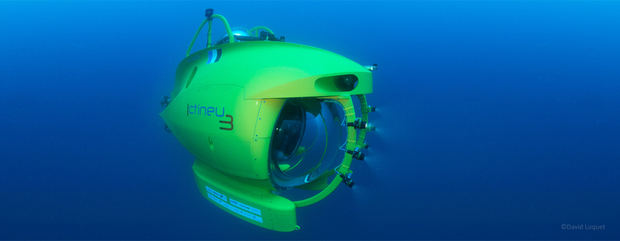 De Sant Feliu a las profundidades marinas