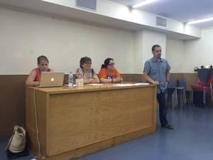 Sergi Purcet, nou president de l'executiva d'ERC-Sant Boi