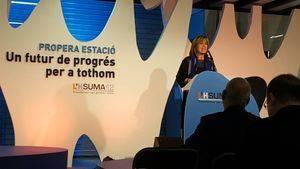 """Núria Marín advierte a los bancos de L'Hospitalet: """"Haremos uso de la cesión forzosa de pisos vacíos"""""""