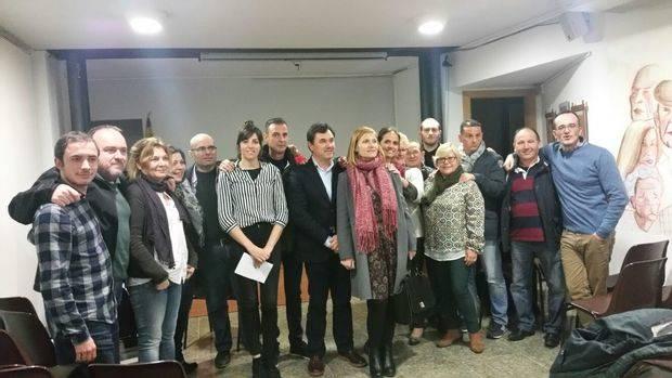 El PSC de Sant Boi escull a José Àngel Carcelén com a primer secretari de l'Executiva local