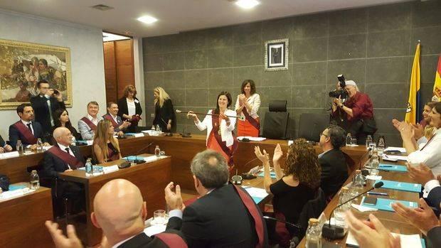 María Miranda (PSC) toma el relevo en la alcaldía de Castelldefels