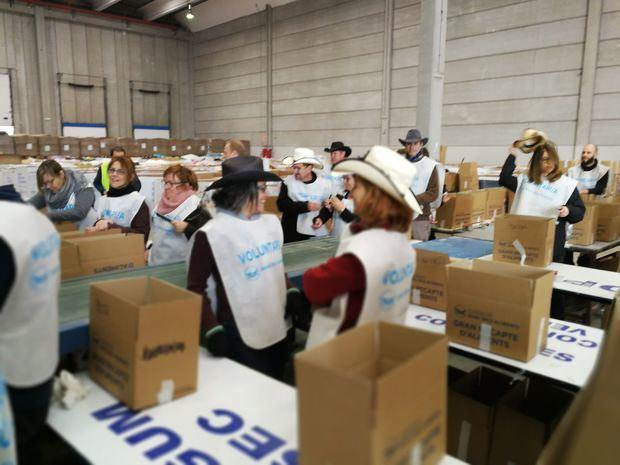Country Sant Feliu organiza un baile solidario para recaudar alimentos para Càritas