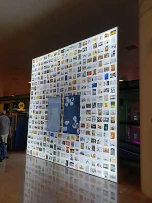 El Aeropuerto del Prat promociona los museos de Barcelona