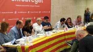 Èxit d'assistència en el debat de Torrelles, la 'Catalunya en miniatura'
