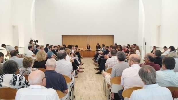Eva Martínez, nueva presidenta del Consell Comarcal del Baix Llobregat
