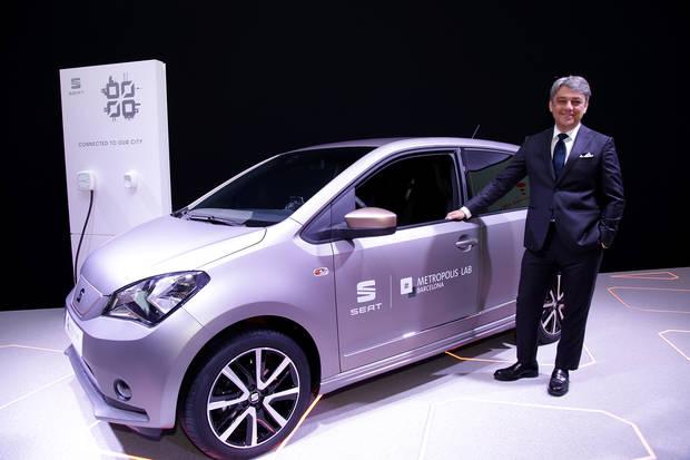 Seat presenta en el 'Mobile' las inminentes novedades en conectividad
