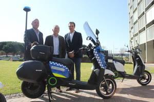 Ofensiva de l'AMB per promoure la moto elèctrica