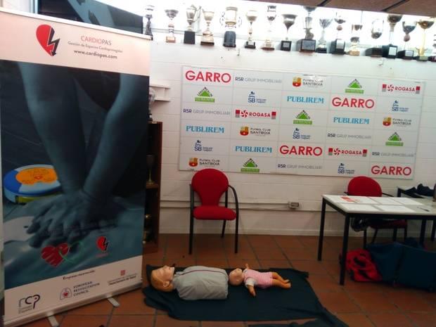Els camps del Santboià i del Casablanca, espais cardioprotegits