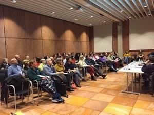 El proyecto 'Momentos de Lucidez' rompe el tabú sobre la depresión con una primera mesa redonda en Cornellà