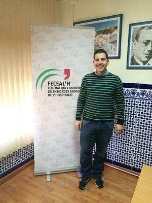 Jordi García Jodar, Presidente de la FECEAL'H