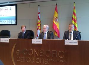 El Área Metropolitana y Barcelona se convierten en el centro logístico del Mediterráneo