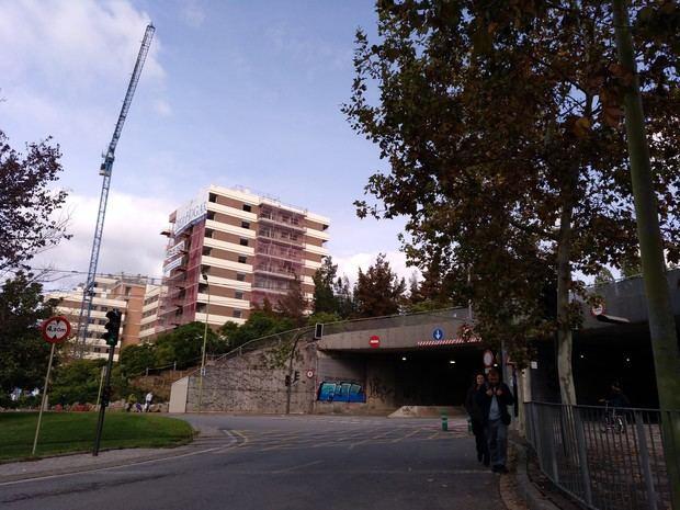 Una promoción de vivienda nueva en Cornellà.