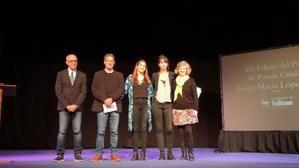 'Vessar el cantir', de Raquel Casas, gana el Premi de Poesia Josep M. López-Picó de Vallirana