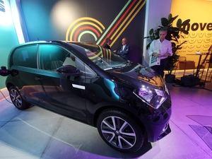 El Mii electric, el primer vehículo 100% eléctrico de Seat.