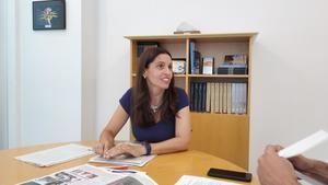 Eva Martínez: 'El més boig que he fet ha estat fer el Camí de Santiago en cotxe en una sola nit'
