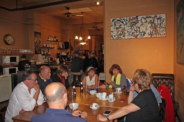 Cafè Filosòfic: Jo, turista