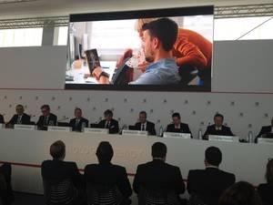 Seat logra un resultado positivo de 6 millones de euros en 2015