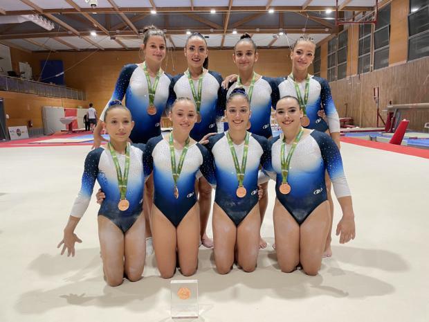 El equipo de Esplugues 'Les Moreres' gana la medalla de bronce