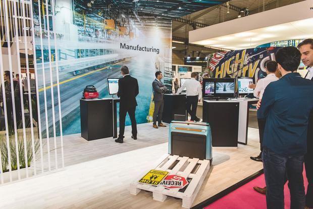 El recinto ferial de l'Hospitalet acoge la semana de la industria inteligente, conectada y autónoma