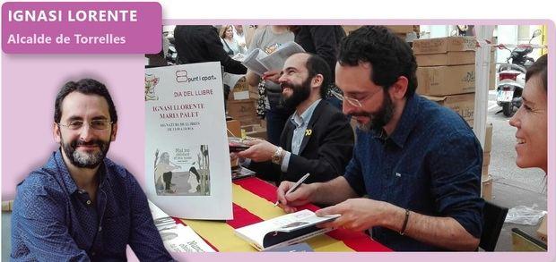 'Fora de context': Ignasi Llorente, alcalde de Torrelles