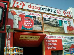 Decopraktik abre en Sant Boi el Krono Center más grande del sur de Europa
