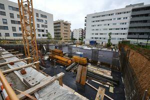 El IMPSOL construye vivienda pública por primera vez en Sant Just Desvern