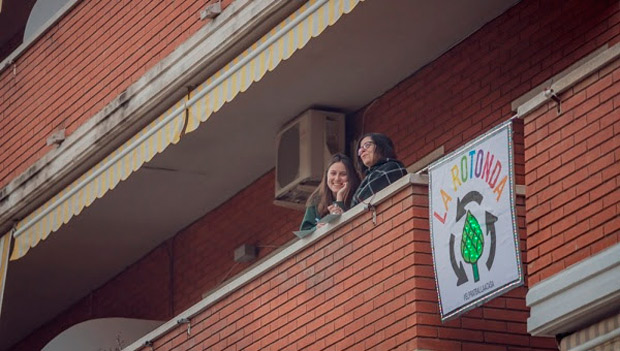 La crisis del coronavirus se come los ingresos de un tercio de las familias de El Prat