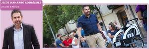 'Fora de context': Jesús Naharro Rodríguez, alcalde d'Abrera