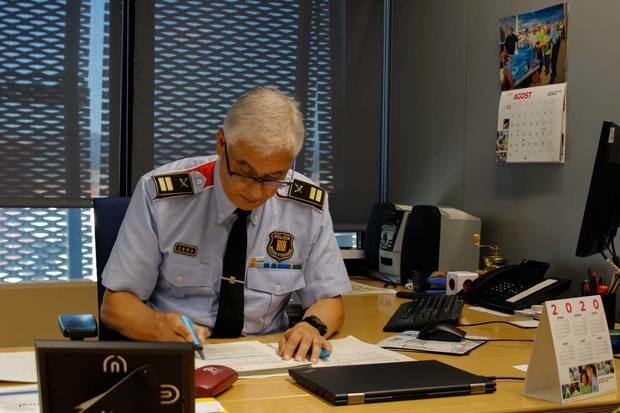 Joan Portals: 'L'Hospitalet és un dels territoris estadísticament més afectats per robatoris en domicilis'