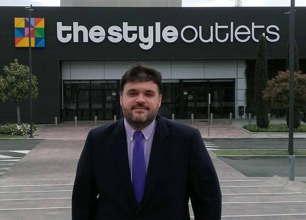NEINVER nombra a Joan Manuel Mas gerente de Viladecans The Style Outlets