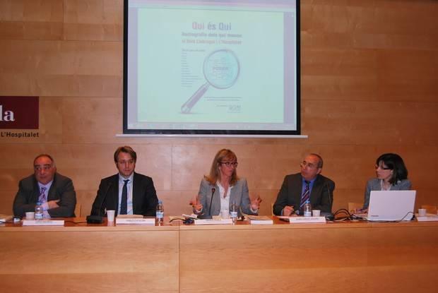 """La excesiva rotación en los juzgados del Baix Llobregat y L'Hospitalet dificulta """"tener jueces, secretarios y funcionarios expertos"""""""