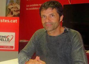 """José Ignacio Aparicio: """"Estem acollint a totes les famílies que sol·liciten ajudes tant econòmiques com alimentàries"""""""