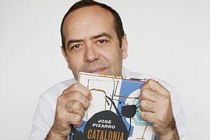 José Pizarro presenta su libro 'Cataluña. Una aventura gastronómica' en Barcelona