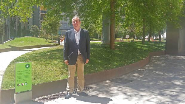 """José Luis Morlanes: """"Nadie puede estar en política toda la vida y ser eficiente"""""""