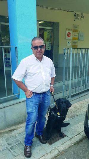 Llop va rebre El Llobregat a la Palma.
